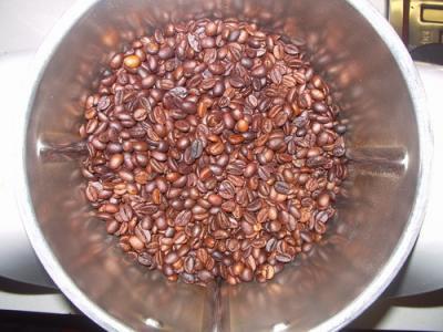 Caffè macinato con il Bimby