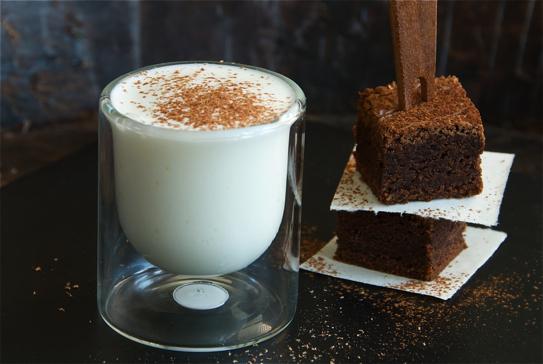 Cioccolato bianco da bere