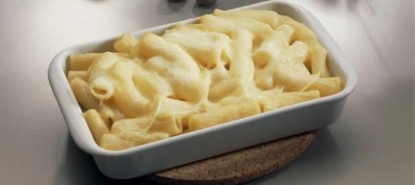 Pasta quattro formaggi