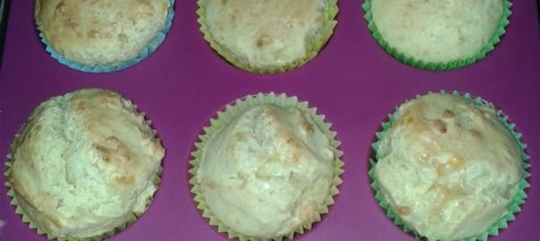 muffin prosciutto formaggio bimby