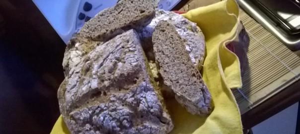 pane grano saraceno bimby