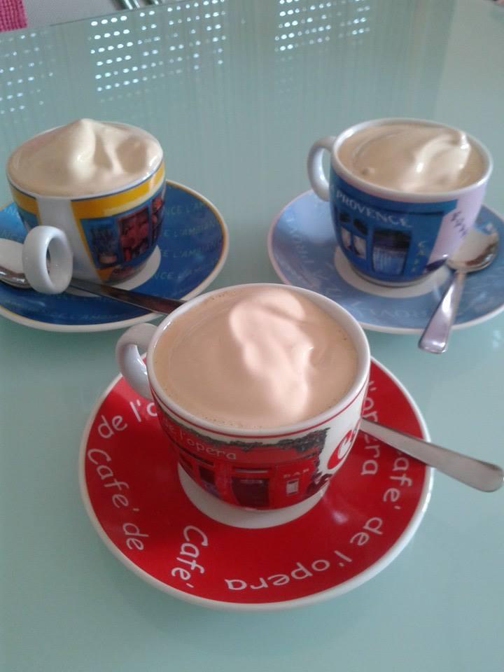 Crema al caffè in 5 minuti