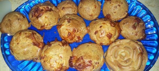 muffin tonno e formaggio bimby