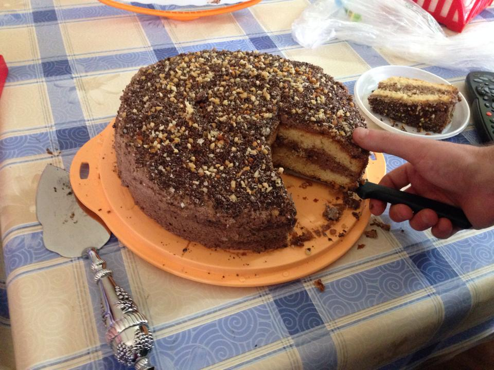 torta roche