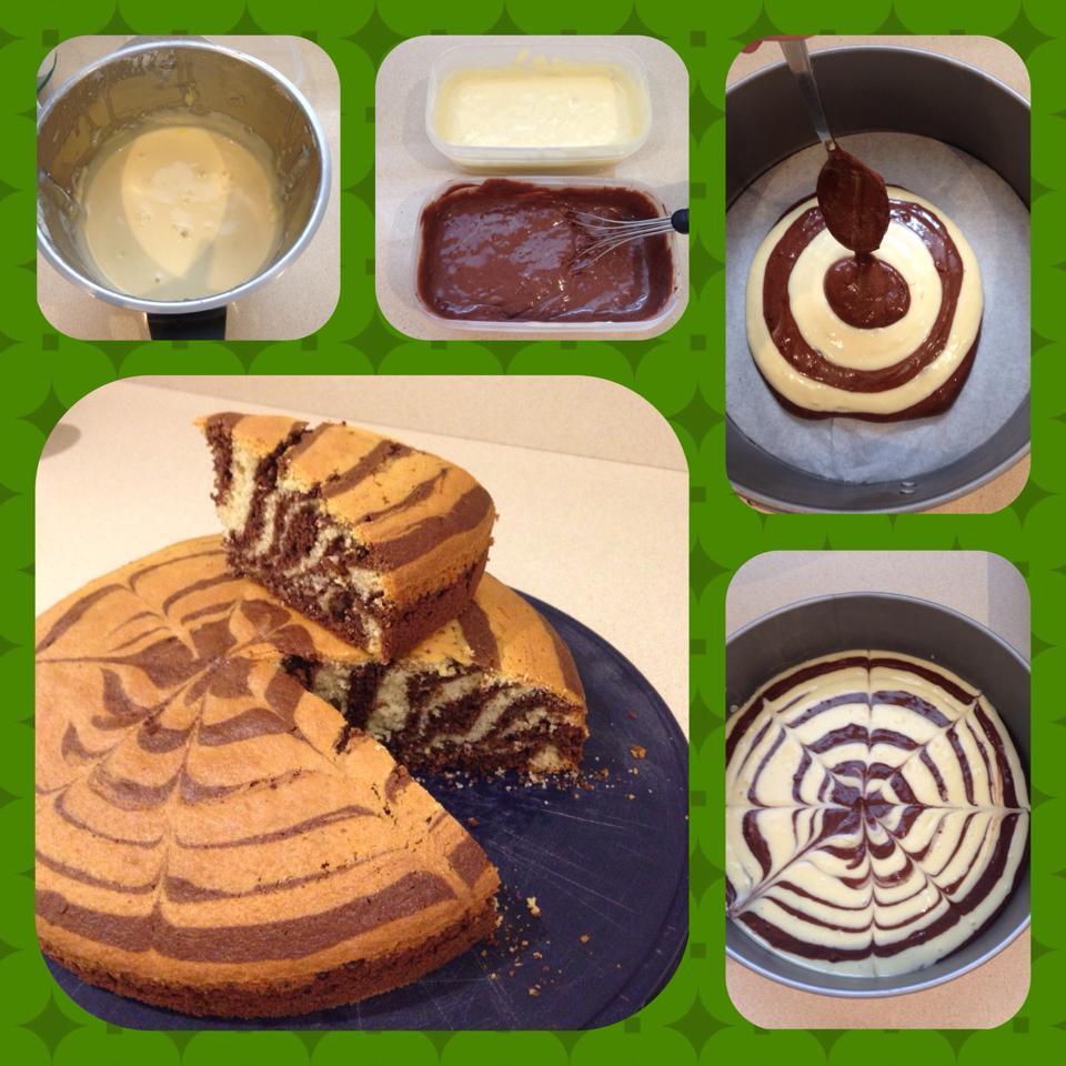 Torta zebrata bimby ricette bimby for Ricette bimby torte