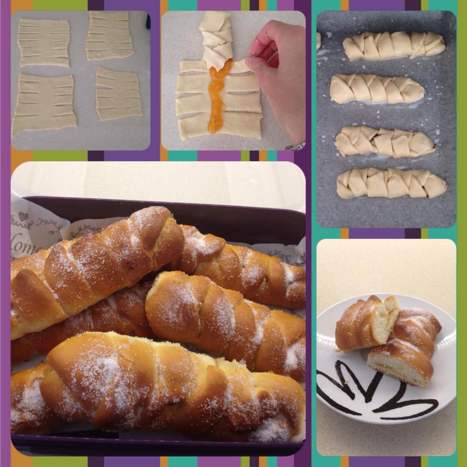 Treccine dolci bimby ricette bimby for Ricette bimby dolci