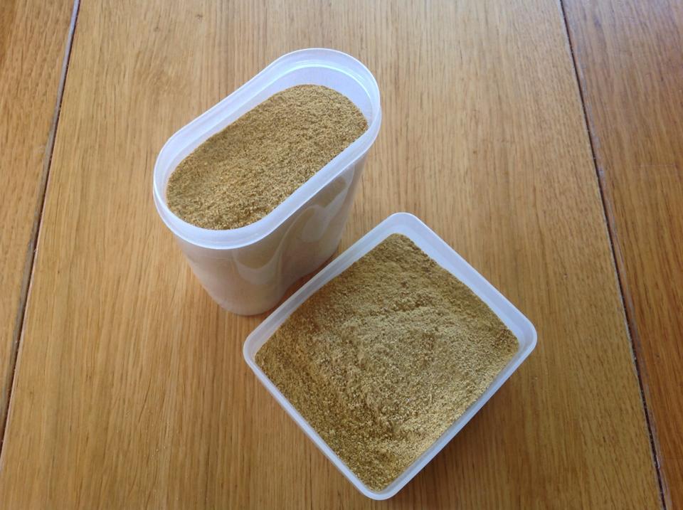 dado vegetale granulare bimby