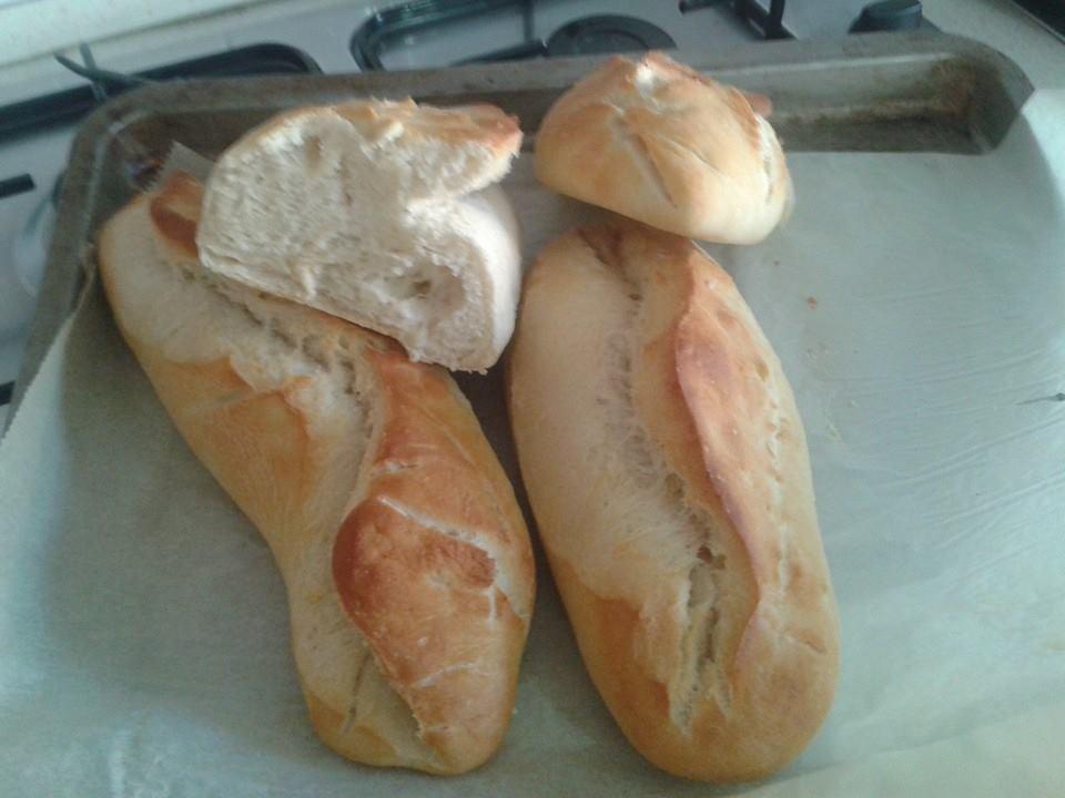 baguette bimby