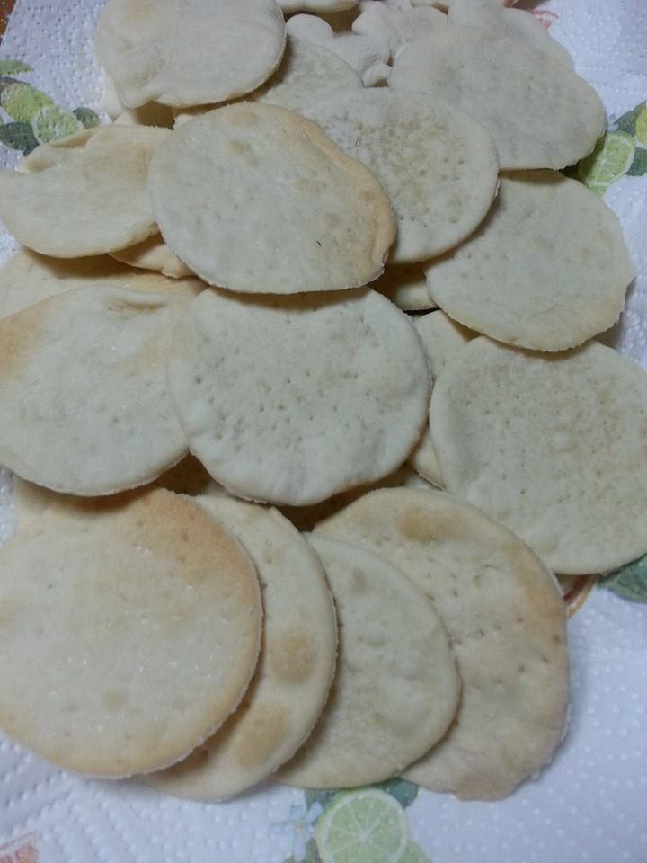 crackers all'acqua bimby