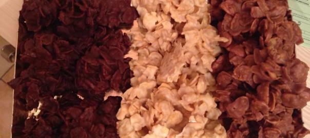 biscotti cornflakes Bimby