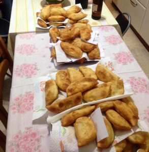 Foto ricetta Bimby calzoni fritti Bimby