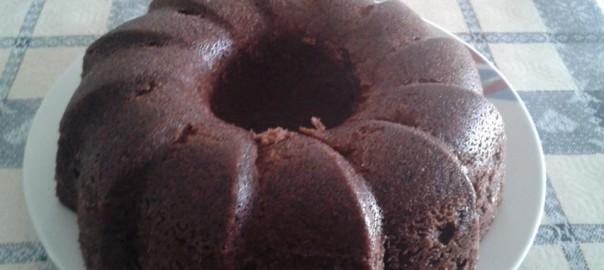 torta al microonde bimby