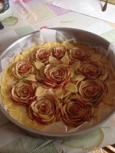Foto ricetta Bimby crostata bimby crema e mele