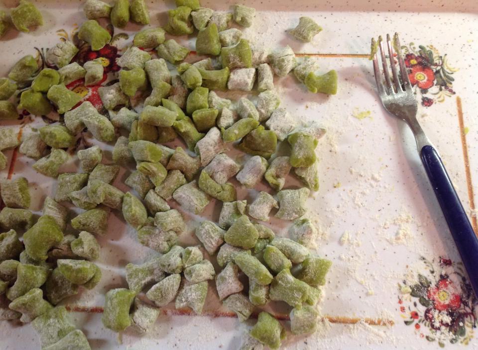 gnocchi di zucchine bimby