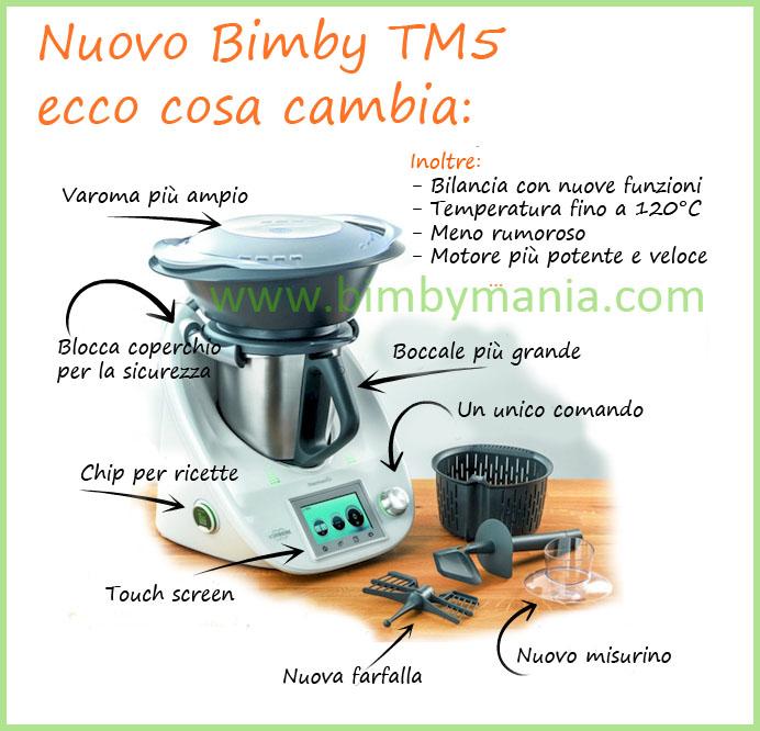 Ricette bimby tm5 con foto