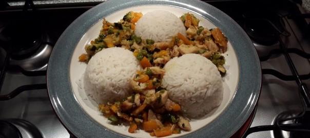 pollo e verdure bimby