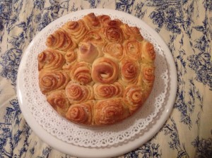 torta di rose Bimby