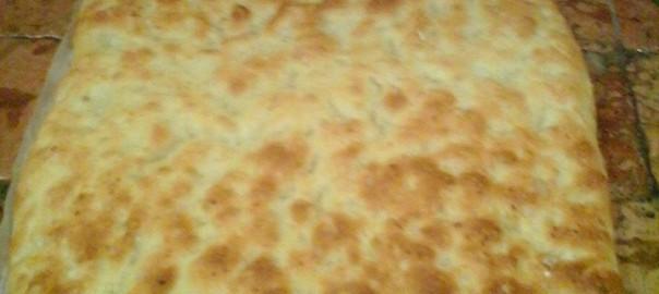 pizza bianca bimby