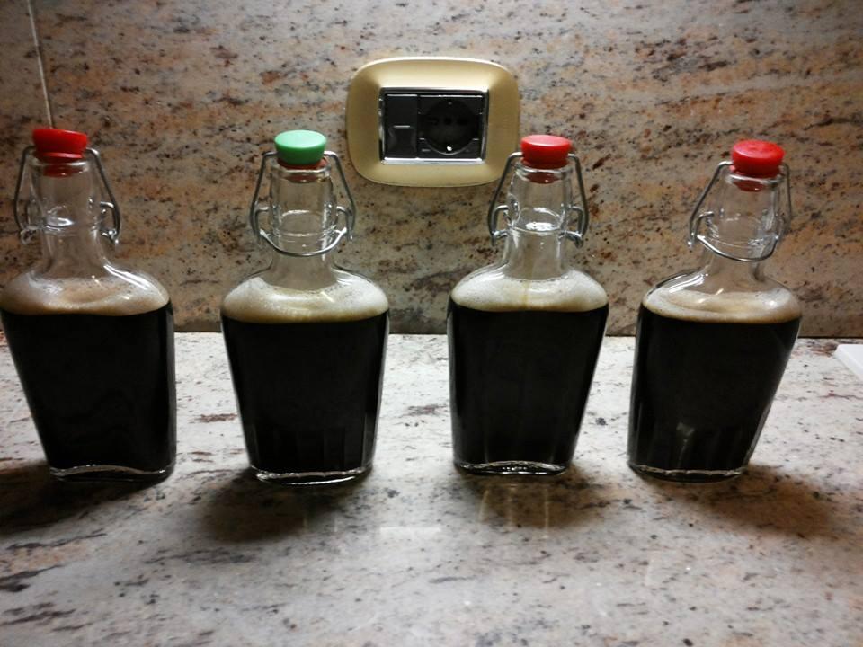 Liquore alla liquirizia Bimby