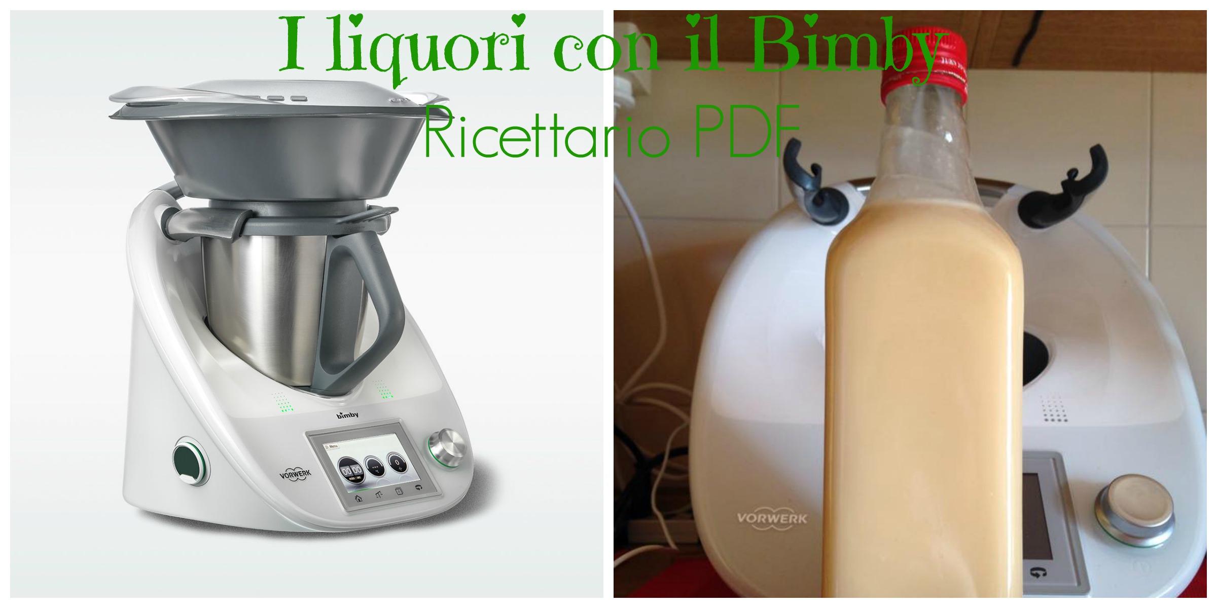 Bimby pdf ricette
