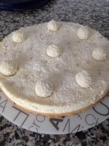 Foto ricetta Bimby cheesecake raffaello bimby