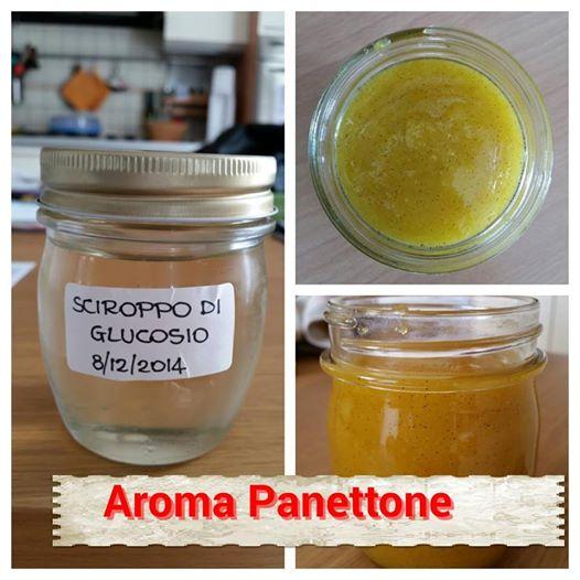 aroma panettone Bimby