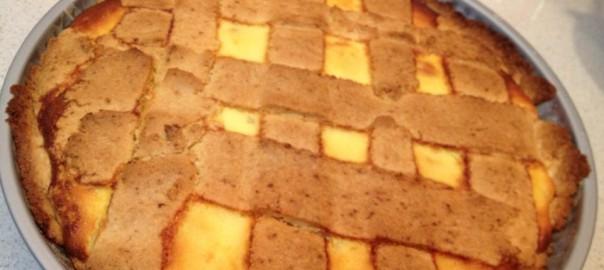 crostata ricotta e pinoli bimby edi