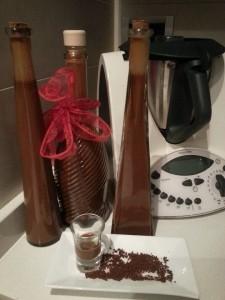 Foto ricetta Bimby liquore al caffè bimby cremoso