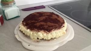 Foto ricetta Bimby torta tiramisù bimby