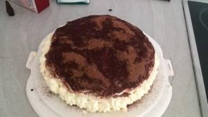 Foto ricetta Bimby torta tiramisù bimby sabina +
