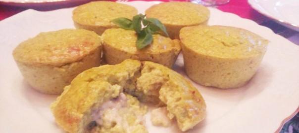 tortino di zucchine bimby con gorgonzola+