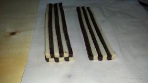 biscotti a scacchi bimby 4