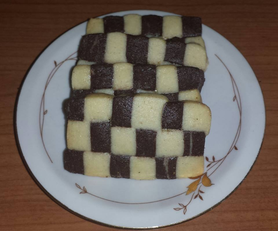 biscotti a scacchi bimby