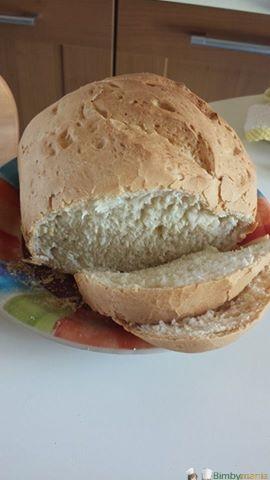 Pane bianco Bimby