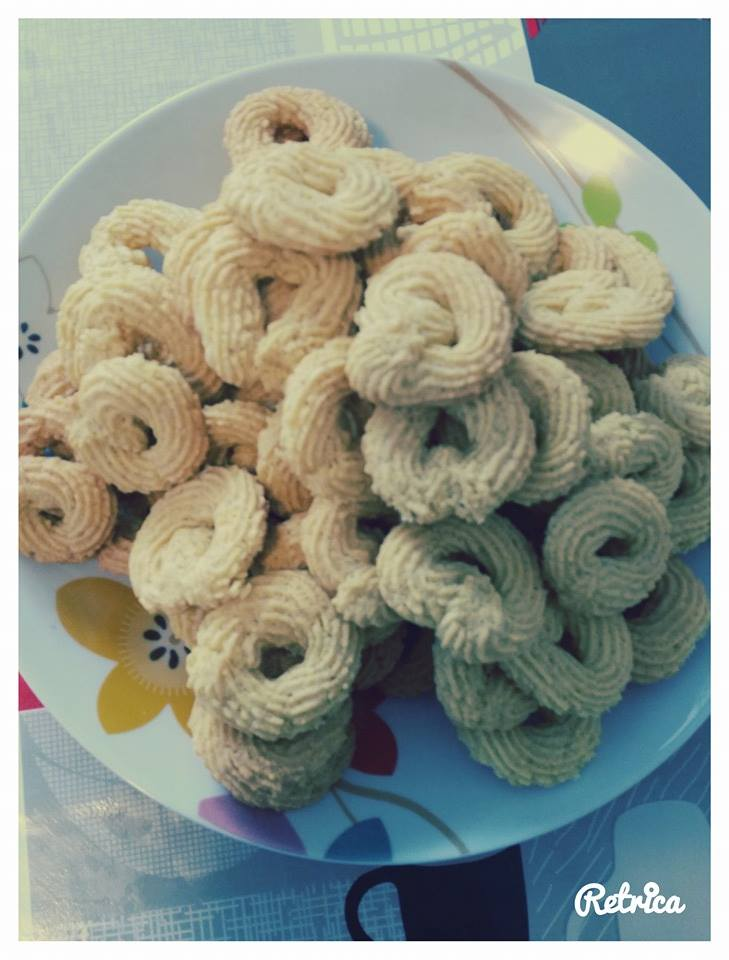biscotti di meliga BImby Emanuela