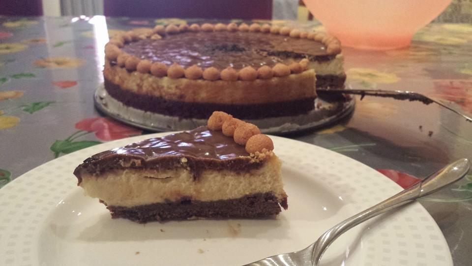 Cheesecake al caffè Bimby
