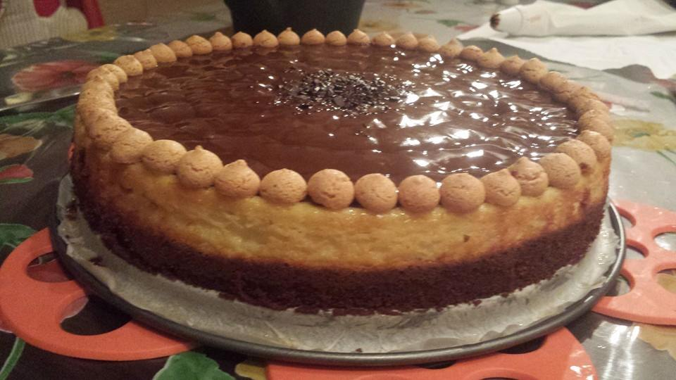 Foto ricetta Bimby cheesecake al caffè Bimby Francesca