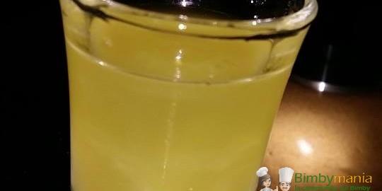 liquore mandarino e cannella bimby romina