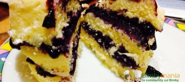 muffin al microonde Bimby Barbara