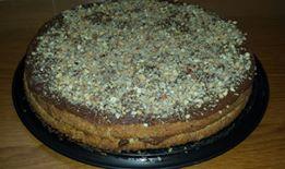 Foto ricetta Bimby torta nutella Bimby Caterina 2