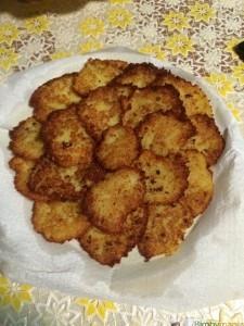 frittelle di patate Bimby Richy