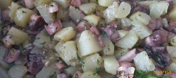 insalata polpo e patate bimby annamaria