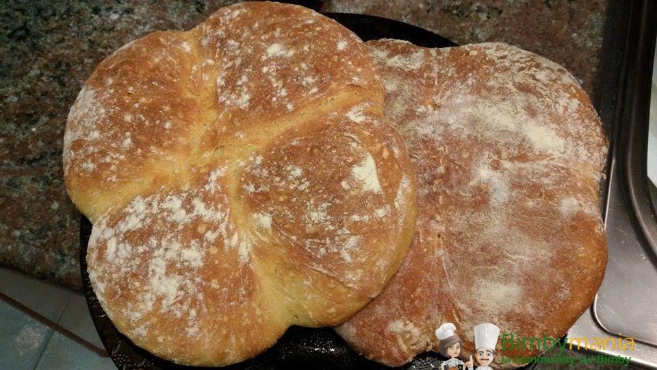 panetti di semola bimby claudine
