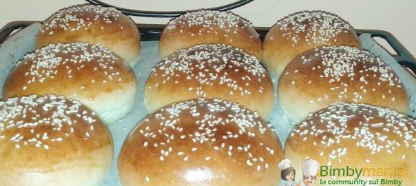 panini per cheeseburger bimby