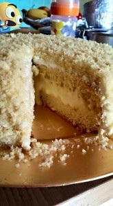 torta mimosa Bimby cristina