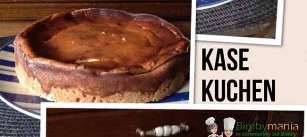 cheesecake quark e yogurt Bimby Lucia