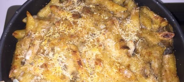 pasta al forno bimby melanzane e besciamella