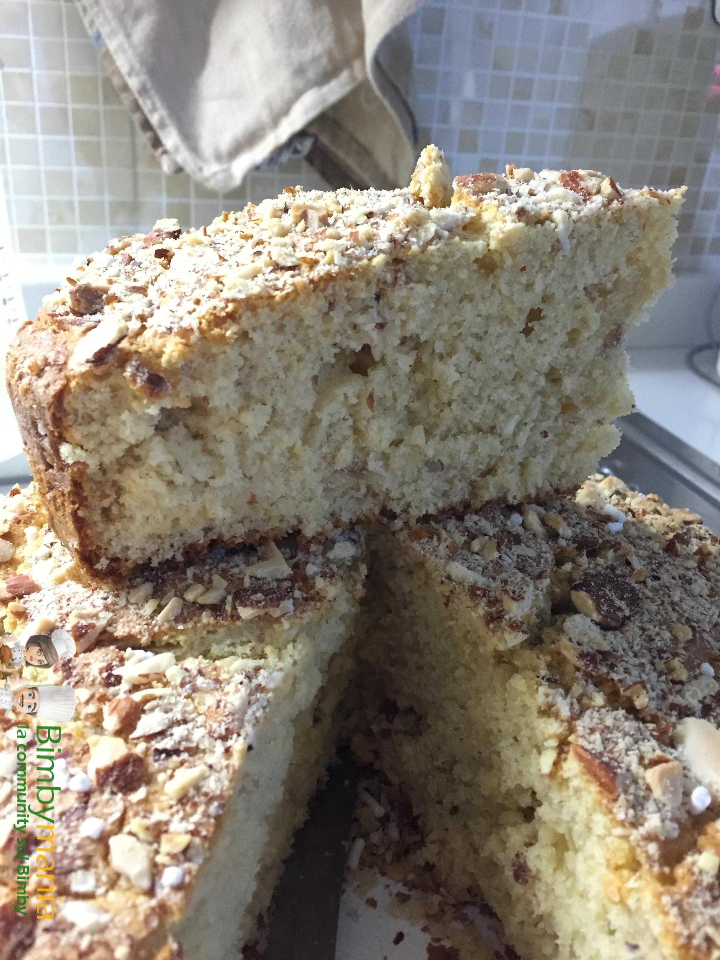 torta di frutta secca bimby