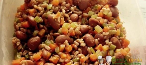 insalata di farro bimby
