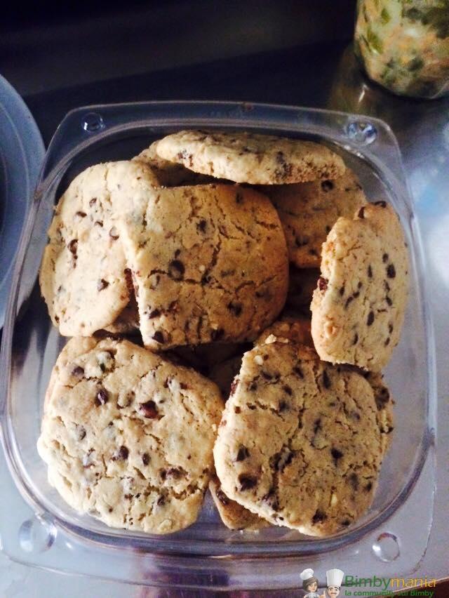 Biscotti cookies Bimby Alessandra I